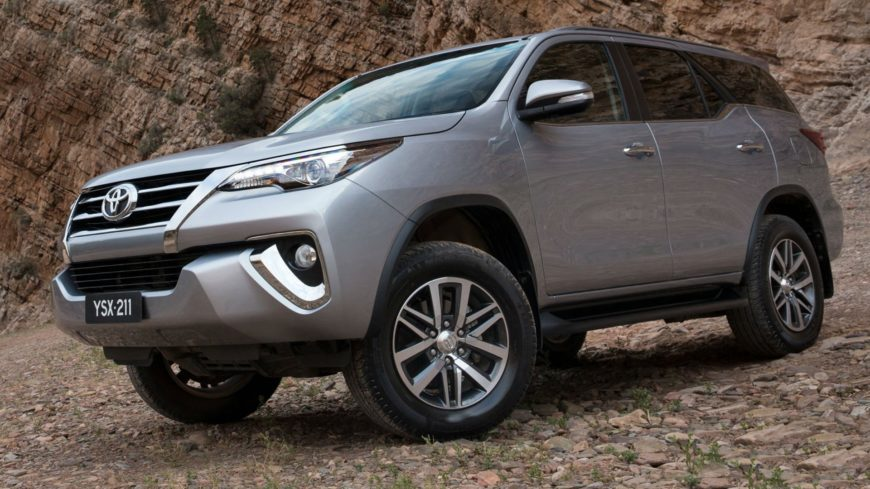 2019 Toyota Fortuner release date