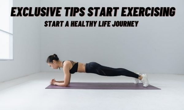 How to start exercising: Some Useful Tips